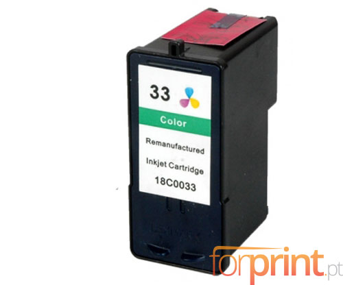 Tinteiro Compativel Lexmark 33 Cor 15ml