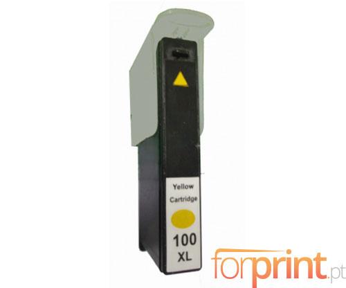 Tinteiro Compativel Lexmark 100 XL Amarelo 12.5ml