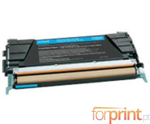 Toner Compativel Lexmark C734A1CG Cyan ~ 6.000 Paginas