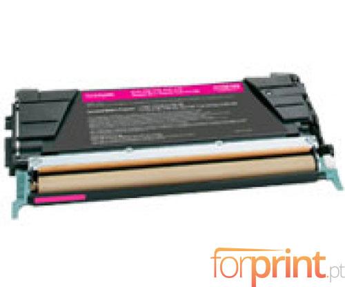 Toner Compativel Lexmark C734A1MG Magenta ~ 6.000 Paginas