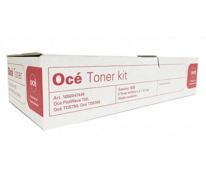 2 Toners Originais, OCE 1060047449 Preto