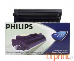 Toner Original Philips PFA721 Preto ~ 3.000 Paginas