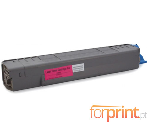 Toner Compativel OKI 44059106 Magenta ~ 8.000 Paginas