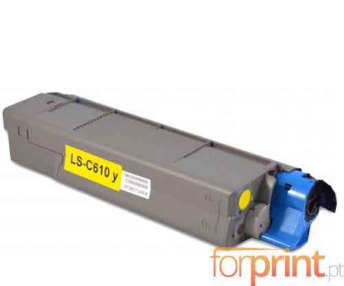 Toner Compativel OKI 44315305 Amarelo ~ 6.000 Paginas