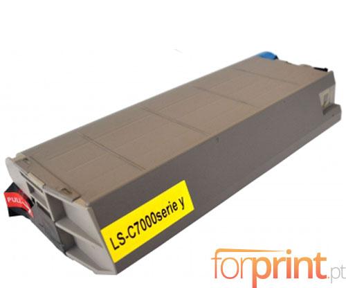 Toner Compativel OKI 41304209 Amarelo ~ 10.000 Paginas
