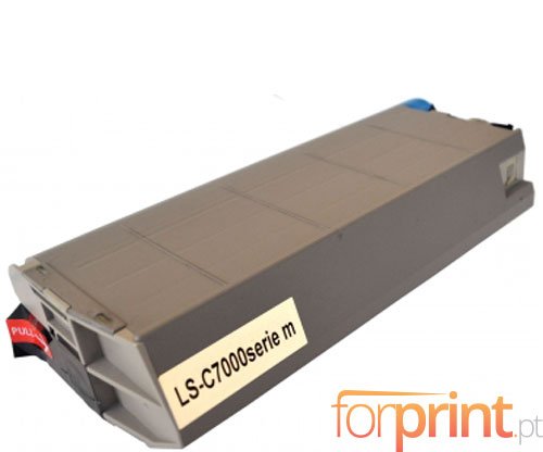 Toner Compativel OKI 41304210 Magenta ~ 10.000 Paginas