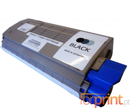 Toner Compativel OKI 44318608 Preto ~ 11.000 Paginas