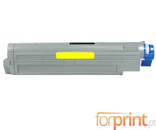 Toner Compativel OKI 42918913 Amarelo ~ 15.000 Paginas