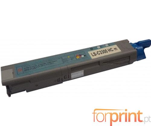 Toner Compativel OKI 43459434 / 43459330 Magenta ~ 2.500 Paginas