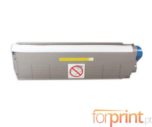 Toner Compativel OKI 41515209 Amarelo ~ 15.000 Paginas