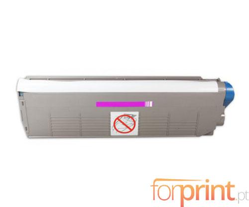 Toner Compativel OKI 41515210 Magenta ~ 15.000 Paginas