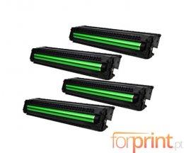 4 Tambores Compativeis, OKI 440640XX Preto + Cor ~ 20.000 Paginas
