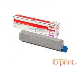 Toner Original OKI 46508714 Magenta ~ 1.500 Paginas