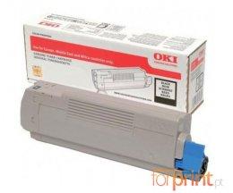 Toner Original OKI 46490608 Preto ~ 7.000 Paginas