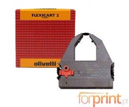 Fita Original Olivetti 82094 Preto ~ 4.000.000 Caracteres