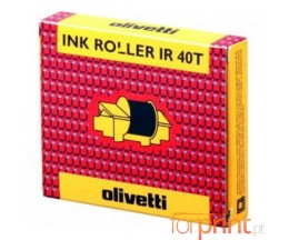 Rolo de Tinta Original Olivetti 81129 Preto