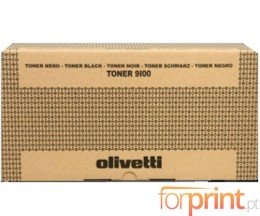 Toner Original Olivetti B0413 Preto ~ 6.000 Paginas