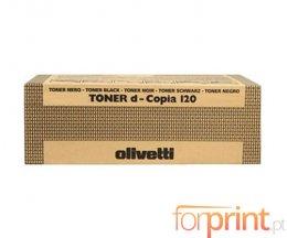Toner Original Olivetti B0439 Preto ~ 3.500 Paginas