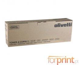 Toner Original Olivetti B0446 Preto ~ 15.000 Paginas