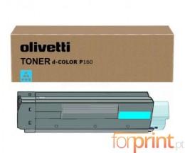 Toner Original Olivetti B0456 Cyan ~ 5.000 Paginas