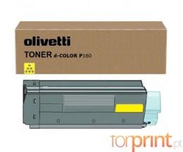 Toner Original Olivetti B0458 Amarelo ~ 5.000 Paginas