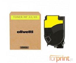 Toner Original Olivetti B0481 Amarelo ~ 11.500 Paginas
