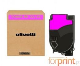 Toner Original Olivetti B0482 Magenta ~ 11.500 Paginas