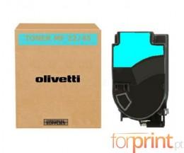 Toner Original Olivetti B0483 Cyan ~ 11.500 Paginas