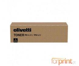 Toner Original Olivetti B0452 Preto ~ 2.500 Paginas