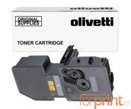 Toner Original Olivetti B1237 Preto ~ 4.000 Paginas