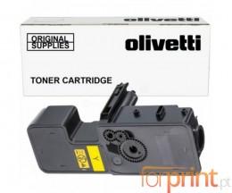 Toner Original Olivetti B1240 Amarelo ~ 3.000 Paginas