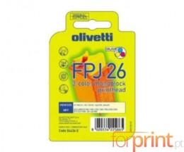 Tinteiro Original Olivetti FPJ-26 Cor ~ 150 Paginas