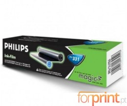 Rolo de Transferencia Termica Original Philips PFA331 Preto ~ 140 Paginas