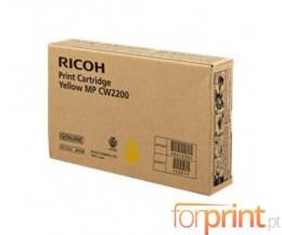 Tinteiro Original Ricoh 841638 Amarelo 100ml