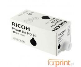 6 Tinteiros Originais Ricoh 817161 Preto 1000ml