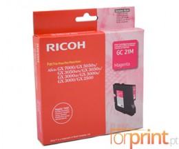 Tinteiro Original Ricoh GC-21 M Magenta ~ 1.000 Paginas