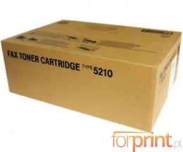 Toner Original Ricoh Type 5210 Preto ~ 10.000 Paginas