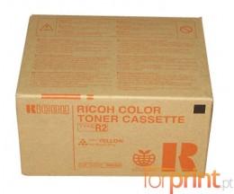 Toner Original Ricoh Type R2 Amarelo ~ 10.000 Paginas