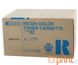 Toner Original Ricoh Type R2 Cyan ~ 10.000 Paginas