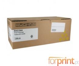 Toner Original Ricoh TYPE SPC 220 E Amarelo ~ 2.000 Paginas