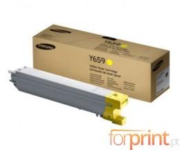 Toner Original Samsung Y659 Amarelo ~ 20.000 Paginas