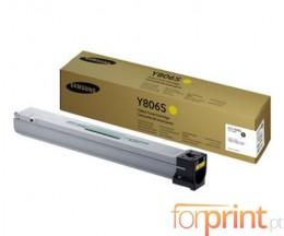 Toner Original Samsung Y806S Amarelo ~ 30.000 Paginas
