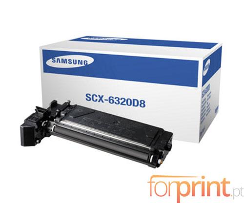 Toner Original Samsung 6320D8 Preto ~ 8.000 Paginas