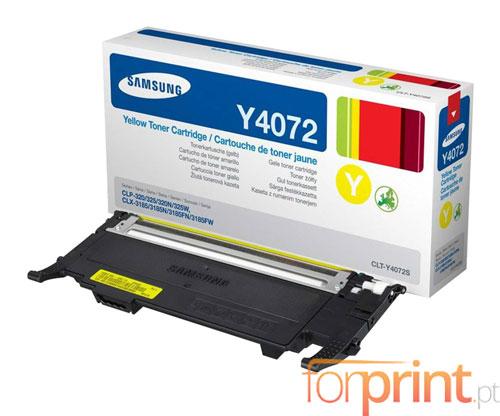 Toner Original Samsung 4072S Amarelo ~ 1.000 Paginas