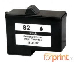 Tinteiro Compatível Lexmark 82 Preto 21ml