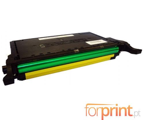 Toner Compativel Samsung 5082L Amarelo ~ 4.000 Paginas