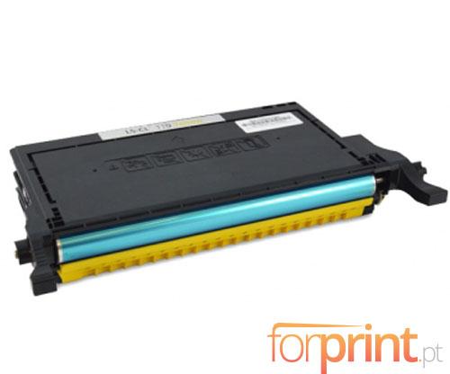 Toner Compativel Samsung 6092S Amarelo ~ 7.000 Paginas