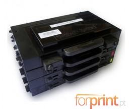 4 Toners Compativeis, Samsung 510D Preto + Cor 7.000 / 5.000 Paginas