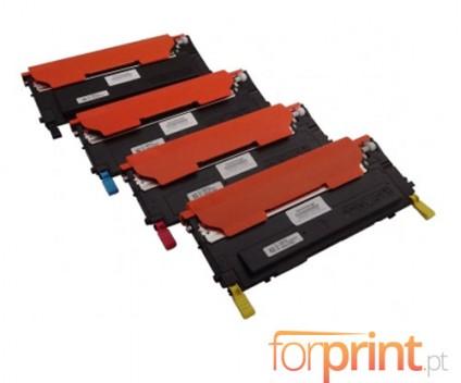 4 Toners Compativeis, Samsung 4092S Preto + Cor ~ 1.500 / 1.000 Paginas