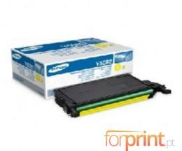 Toner Original Samsung Y5082S Amarelo ~ 2.000 Paginas